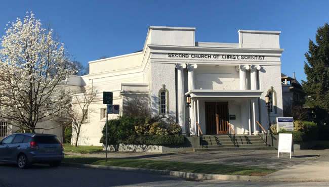 Second Church of Christ, Scientist, Vancouver, BC